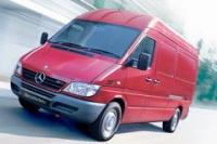 Courier Connect - Large Van